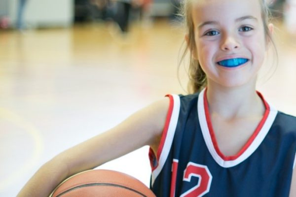 Image for Article - Protect your teeth from injury: Use a custom-fitted sports mouth guard